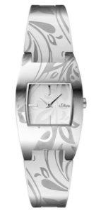 Spangenuhr: s.Oliver Damen-Armbanduhr