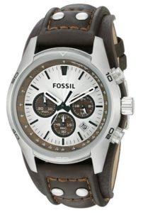 Fossil Herren-Armbanduhr Sport Männer Uhren Leder
