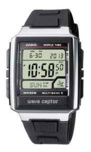 Funkarmbanduhr: Casio Funkuhren Herren-Armbanduhr
