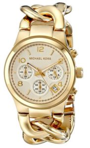 Damenuhr gold: Michael Kors Damenuhr