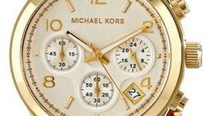 Damenuhr gold: Michael Kors Damenuhr