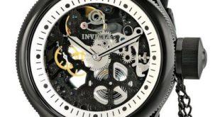 Uhren Handaufzug: Invicta Herren-Uhren Handaufzug Analog
