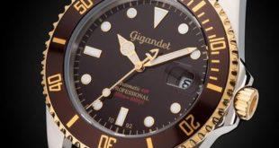 Mechanische Armbanduhr: Gigandet Automatik Herren-Armbanduhr Sea Ground