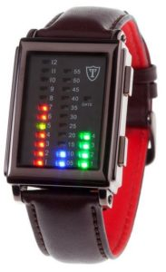 LED Uhren: DETOMASO Herrenuhr Quarz