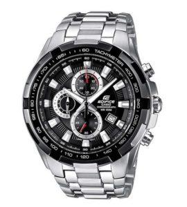 Wasserdichte Uhren: Casio Edifice Herren-Armbanduhr Chronograph Quarz