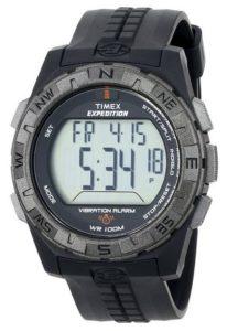 Timex Herren-Armbanduhr XL Männer Uhren Kunststoff