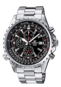Herrenuhr Chronograph: Casio Edifice Chronograph