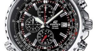 Herrenuhr Chronograph: Casio Edifice Chronograph