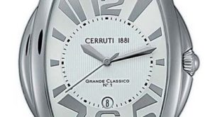 Cerruti Uhren: Armbanduhr Swiss made Collection Grande