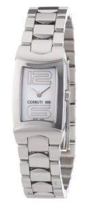 Cerruti Uhren: Damen Armbanduhr Swiss made Collection C